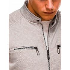 Ombre Clothing Men's mid-season jacket C437