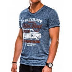 Ombre Clothing Men's printed t-shirt S1145