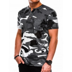 Ombre Clothing Men's printed t-shirt S1040