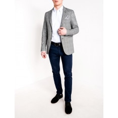 Ombre Clothing Men's casual blazer jacket M92