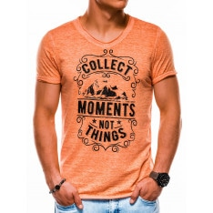 Ombre Clothing Men's printed t-shirt S1148