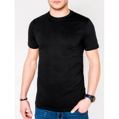 Ombre Clothing Men's plain t-shirt S884