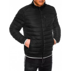 Ombre Clothing Men's winter jacket C422