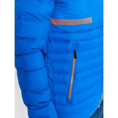 Ombre Clothing Men's winter quilted jacket C372