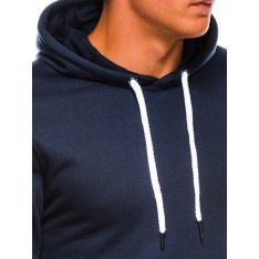 Ombre Clothing Men's hooded sweatshirt B979