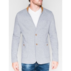 Ombre Clothing Men's casual blazer jacket M07