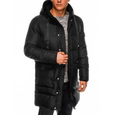 Ombre Clothing Men's winter quilted jacket C409