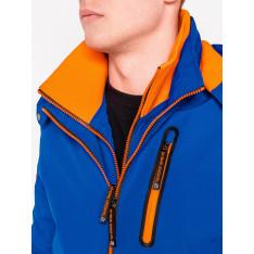Ombre Clothing Men's mid-season jacket C385