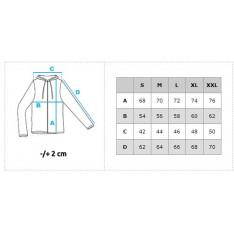 Muška jakna Ombre C356