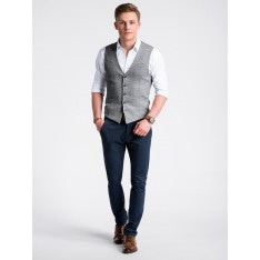 Ombre Clothing Men's vest  V52