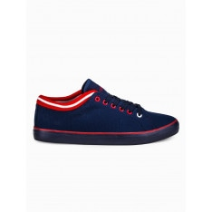 Ombre Clothing Men's slip on trainers T302