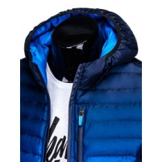 Ombre Clothing Men's winter quilted jacket C319
