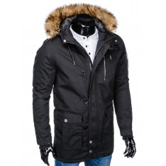 Ombre MEN'S WINTER PARKA JACKET C365