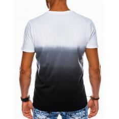 Ombre Clothing Men's plain t-shirt S1036