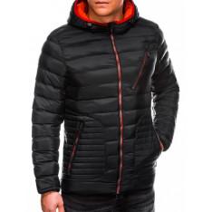 Ombre Clothing Men's winter jacket C377