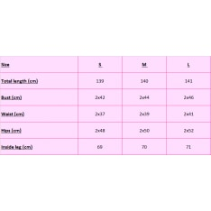 Lemoniade Woman's Overall L145