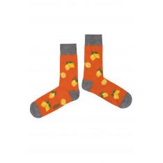 Crazy Socks Unisex's Socks Fresh Lemons