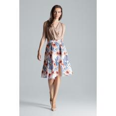 Figl Woman's Skirt M675 Pattern 107