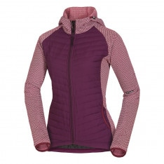 Women's warm sweatshirt NORTHFINDER NEWTONILA