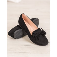 NIO NIO LOAFERS WITH FRINGES