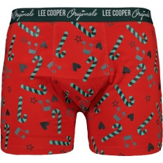 Men's Lee Cooper Christmas 1P Boxers