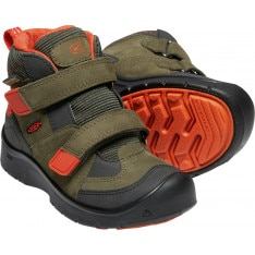 Children's shoes KEEN HIKEPORT MID STRAP WP JUNIOR