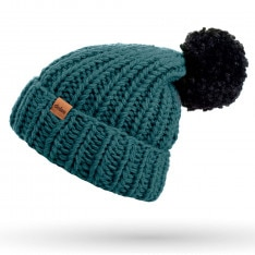 Winter knitted beanie DOKE
