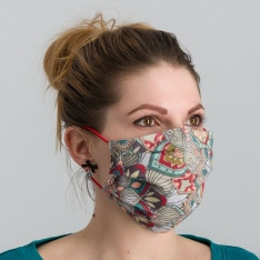 Protective facemask CrazyFly Adult