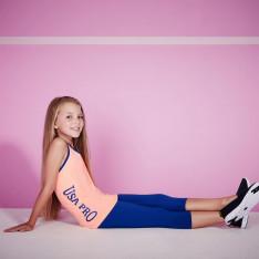 USA Pro Training Capri Tights dětské Girls