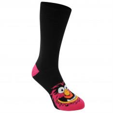 Disney Muppets 3 Pack Crew Socks Mens