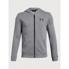 Under Armour Eu Cotton Fleece Fz Sweatshirt
