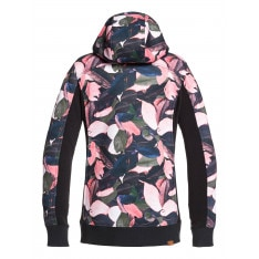 Women's hoodie ROXY FROST PRINTED
