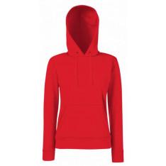Women's hoodie Fruit of the Loom Basic