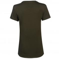 Puma Cat Logo T Shirt Ladies