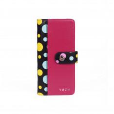 Peňaženka dámska VUCH Black Dots Collection