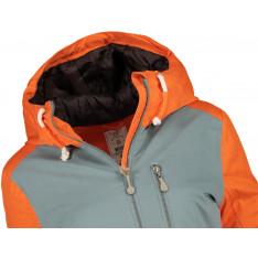 Women's ski jacket WOOX Lanula