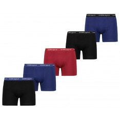 Men's Lee Cooper Boxers 5 Pack