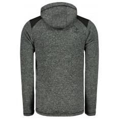 Men's fleece hoodie Kilpi DALBY M