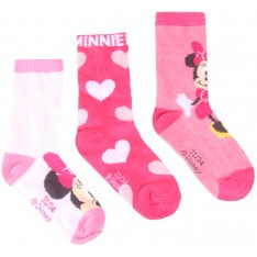 Children's socks Minnie 3 pairs