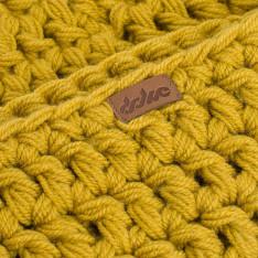 Winter crochet scarf DOKE SCARF