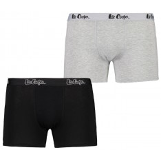 Men's Lee Cooper Boxers 2 Pack