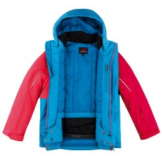 Children's ski jacket HANNAH Timur JR
