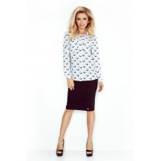 Ladies blouse MORIMIA 018