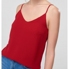 Women's Cami Top Trendyol V Neck
