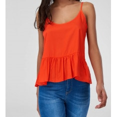 Women's Top Trendyol With Ruffle