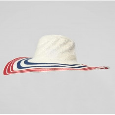 Women's Hat Trendyol Striped