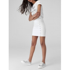 Women's Skirt Trendyol Button Detailed