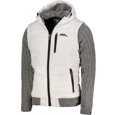 No Fear Knitted Sleeve Jacket Mens