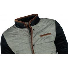 Lee Cooper Contrast Sleeve Jacket Mens