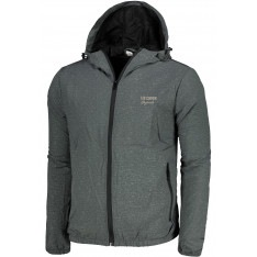 Pánska bunda Lee Cooper Print Hooded Jacket